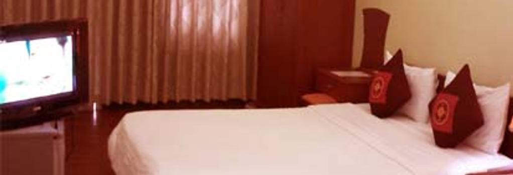 Viet Fun 3 Hotel - ハノイ - 寝室