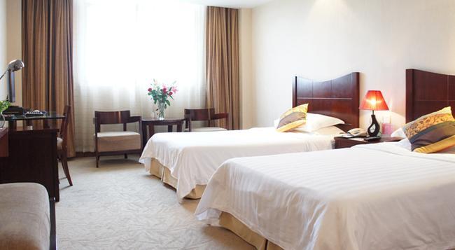 Nanya Hotel - Suzhou - 蘇州市 - 寝室