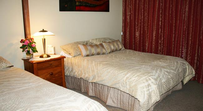 Pete's Farm Stay B&B and Cottage - Christchurch - 寝室