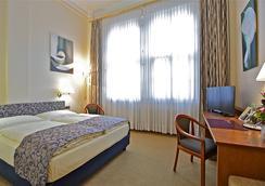 ホテル ヴィクトリア - ケルン - 寝室