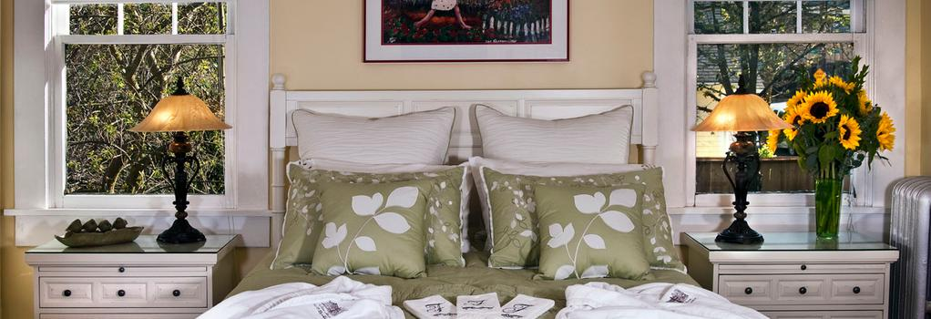 The Fulton House Bed and Breakfast - ポートランド - 寝室