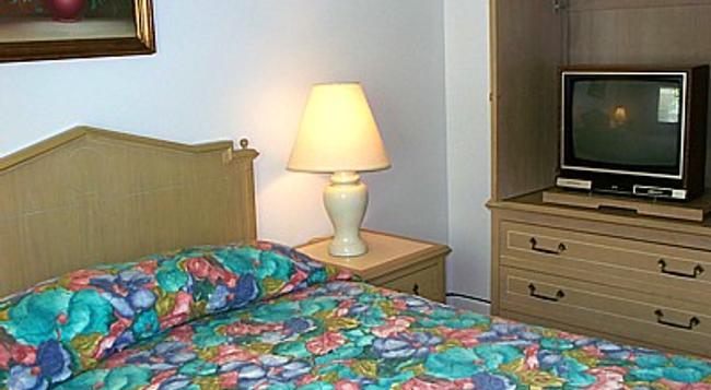 Aquarius Arms Motel - Seaside Heights - 寝室