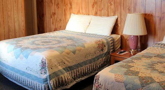 Sun And Surf Motel - Hampton - 寝室