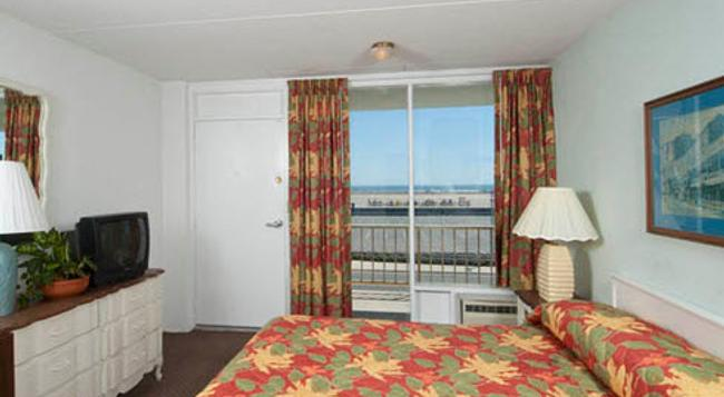 Aquarius Motor Inn - ワイルドウッド - 寝室
