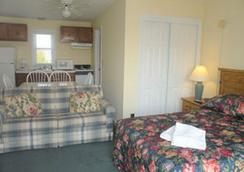 The Pelham Resort Motel - Hampton - 寝室