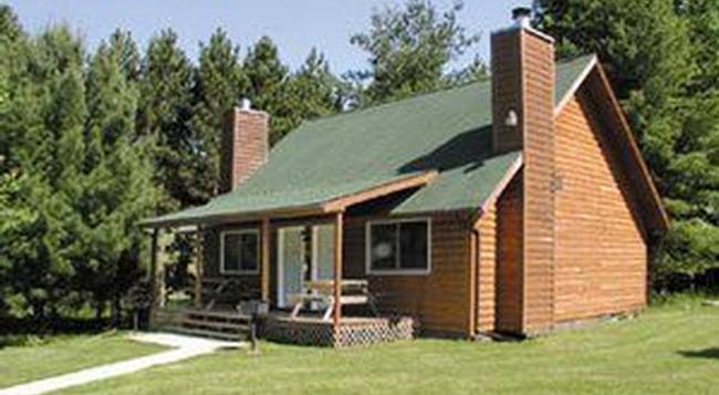 Birchcliff Resort - Wisconsin Dells - 建物