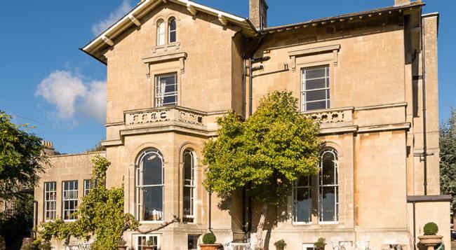 Apsley House Hotel - バース - 建物