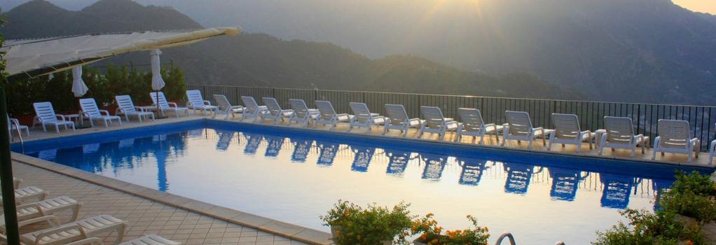 ホテル グラール - Ravello - プール