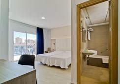 Hotel Bristol Park Benidorm - ベニドーム - 寝室