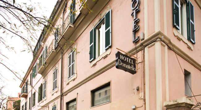 ドナテッロ - ローマ - 建物