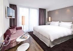 ブティックホテル i31 ベルリン ミッテ - ベルリン - 寝室