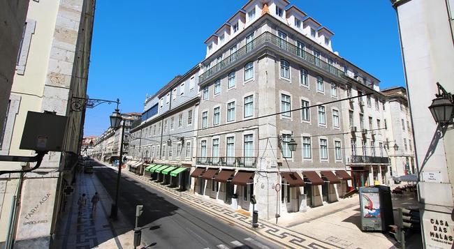 リスボア プラータ ブティックホテル - リスボン - 建物