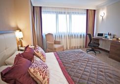 アパート ホテル ベスト - アンカラ - 寝室