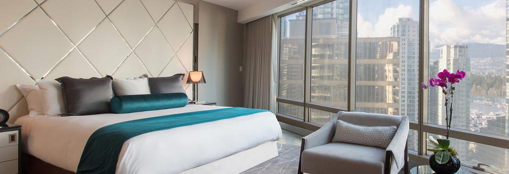 トランプ インターナショナル ホテル&タワー バンクーバー - バンクーバー - 寝室