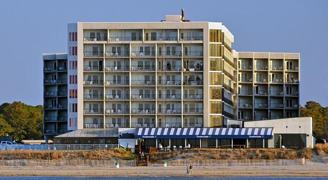 Virginia Beach Resort Hotel and Conference Center - バージニア・ビーチ - 建物