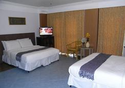 Claremont Hotel - シンガポール - 寝室