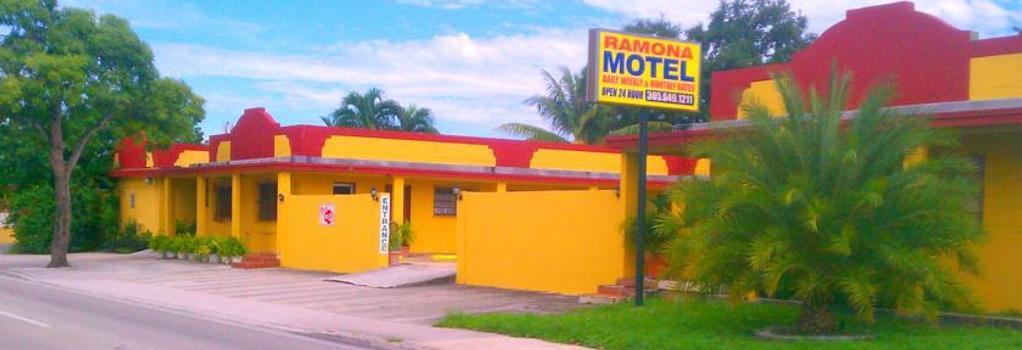 ラモナ モーテル - マイアミ - 建物