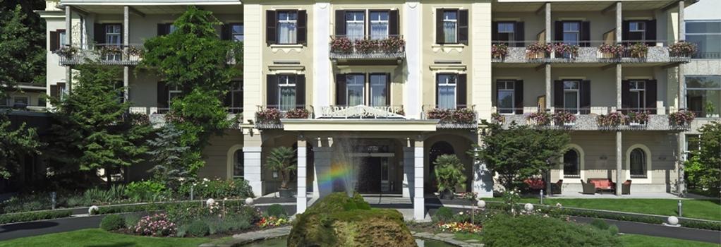 ホテル ヴァルムバーダーホフ - フィラハ - 建物