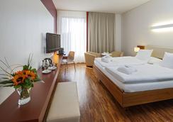 ホテル シュトゥッキ - バーゼル - 寝室