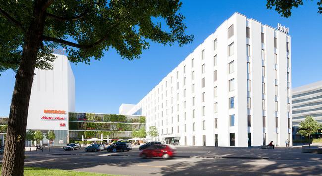 ホテル シュトゥッキ - バーゼル - 建物