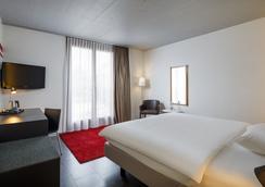 ホテル バラード - バーゼル - 寝室