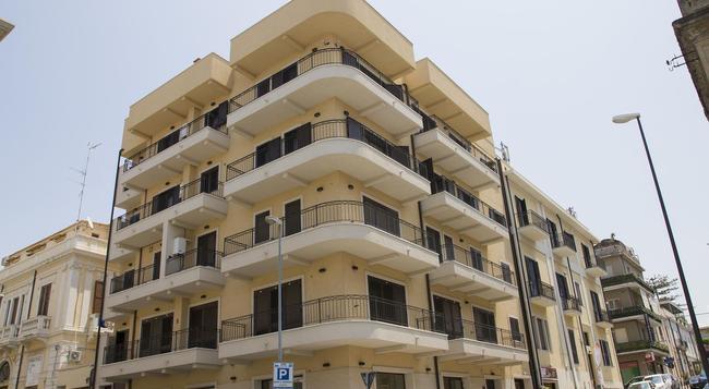 Arete' Luxury Room - レッジョ・ディ・カラブリア - 建物