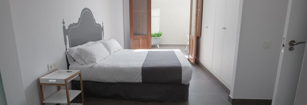 València Centre Torres De Quart - バレンシア - 寝室