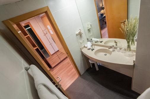 ホテル クラマー - バレンシア - 浴室