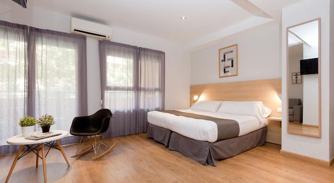 Rooms Ciencias - バレンシア - 寝室