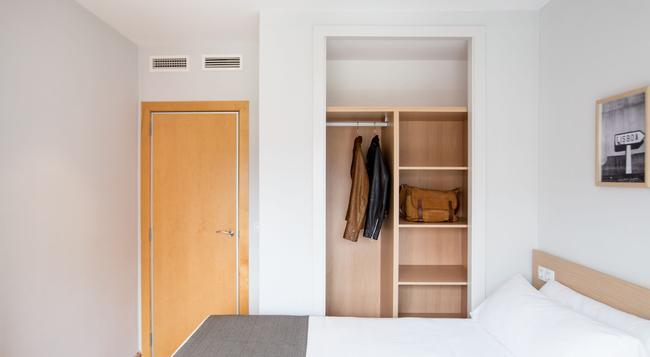 バレンシアフラッツ シウダード デ ラ シエンシアス - バレンシア - 寝室