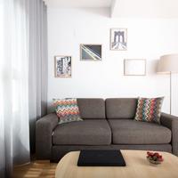 バレンシアフラッツ シウダード デ ラ シエンシアス Living Room