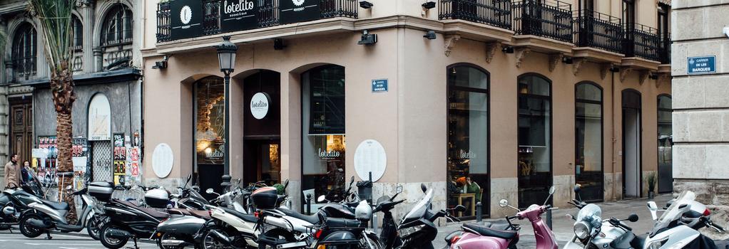 ロテリト - バレンシア - 建物