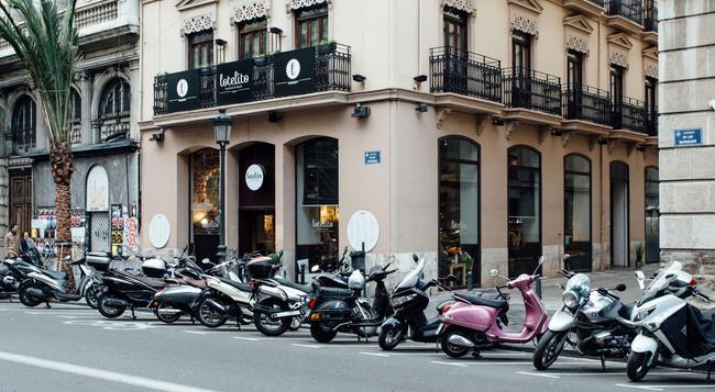 Lotelito - バレンシア - 建物