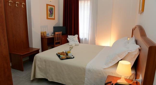 ブオノテル - ボローニャ - 寝室
