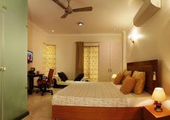 Perch Arbor Suites - グルガウン - 寝室