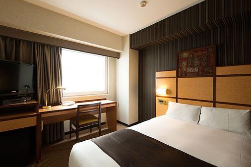 ホテルヴィラフォンテーヌ東京汐留 - 東京 - 寝室