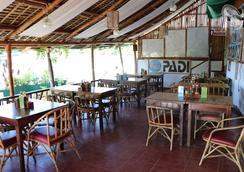 バッドラズ ダイブ リゾート - Puerto Galera - レストラン