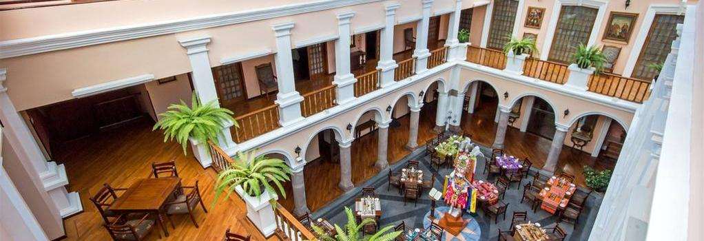 Hotel Patio Andaluz - キト - 建物