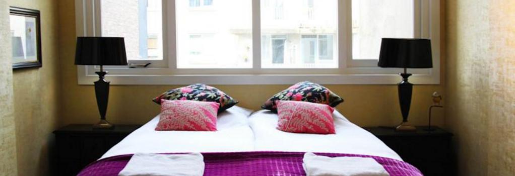 ハウス オブ フレディ - アムステルダム - 寝室