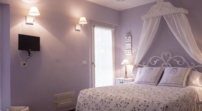 Il Villino di Penny B&B - ローマ - 寝室