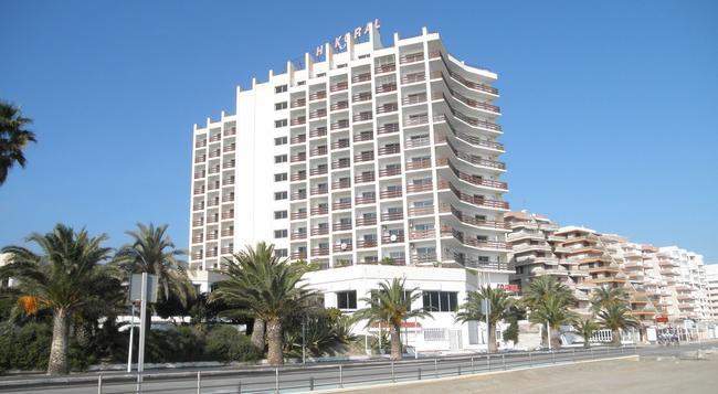 Hotel Koral - Oropesa del Mar - 建物