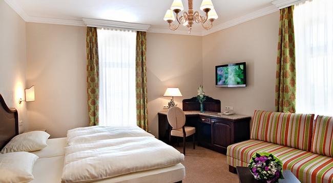 アテル ホテル ラッサーホフ - ザルツブルク - 寝室