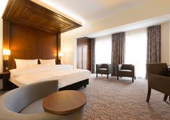 キングス ホテル シティステイ - ミュンヘン - 寝室