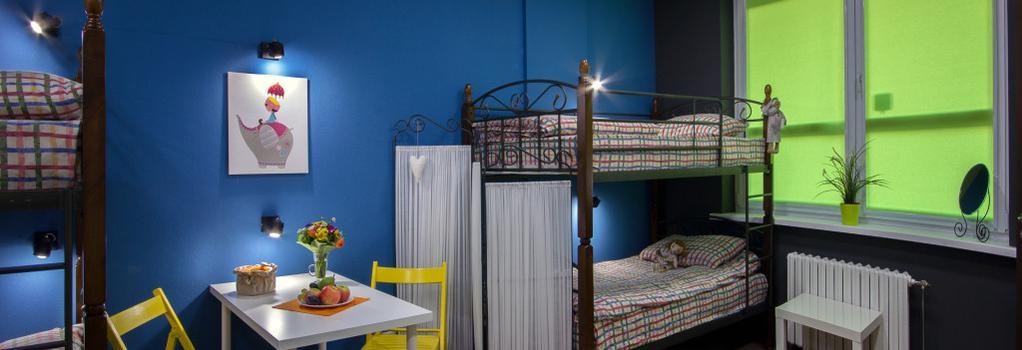 Flatcom Hostel - ミンスク - 寝室