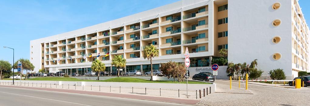 Hotel Apartamento Dunamar - モンテ・ゴルド - 建物
