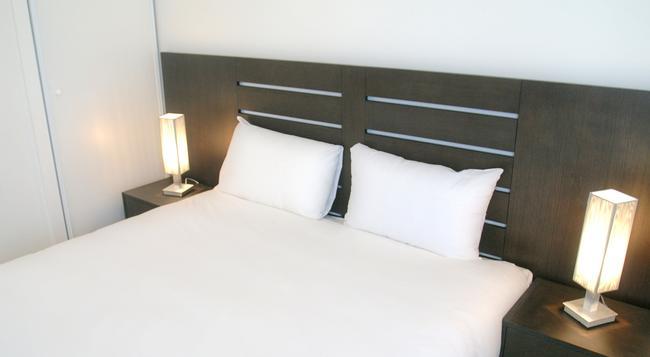 Appart Hôtel Le Liberté - Vannes - 寝室