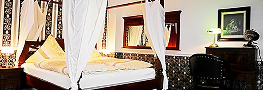 ガーデン リビング ブティック ホテル - ベルリン - 寝室