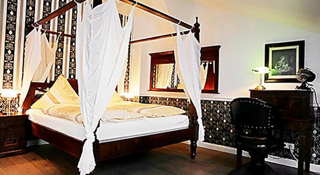 Garden Living - Boutique Hotel - ベルリン - 寝室