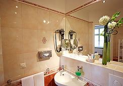 ガーデン リビング ブティック ホテル - ベルリン - 浴室