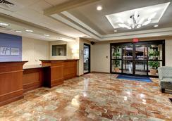 Holiday Inn Express Atlanta-Kennesaw - Kennesaw - ロビー